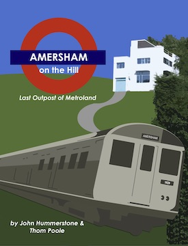 Amersham on the Hill Book Cover
