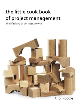 Cover of The Little Cookbook of Project Management