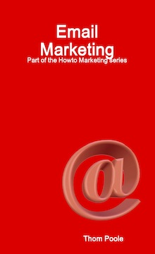 Cover of Howto Email Marketing