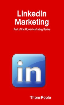 Cover of Howto Linkedin Marketing