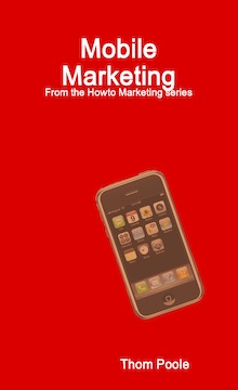 Cover of Howto Mobile Marketing