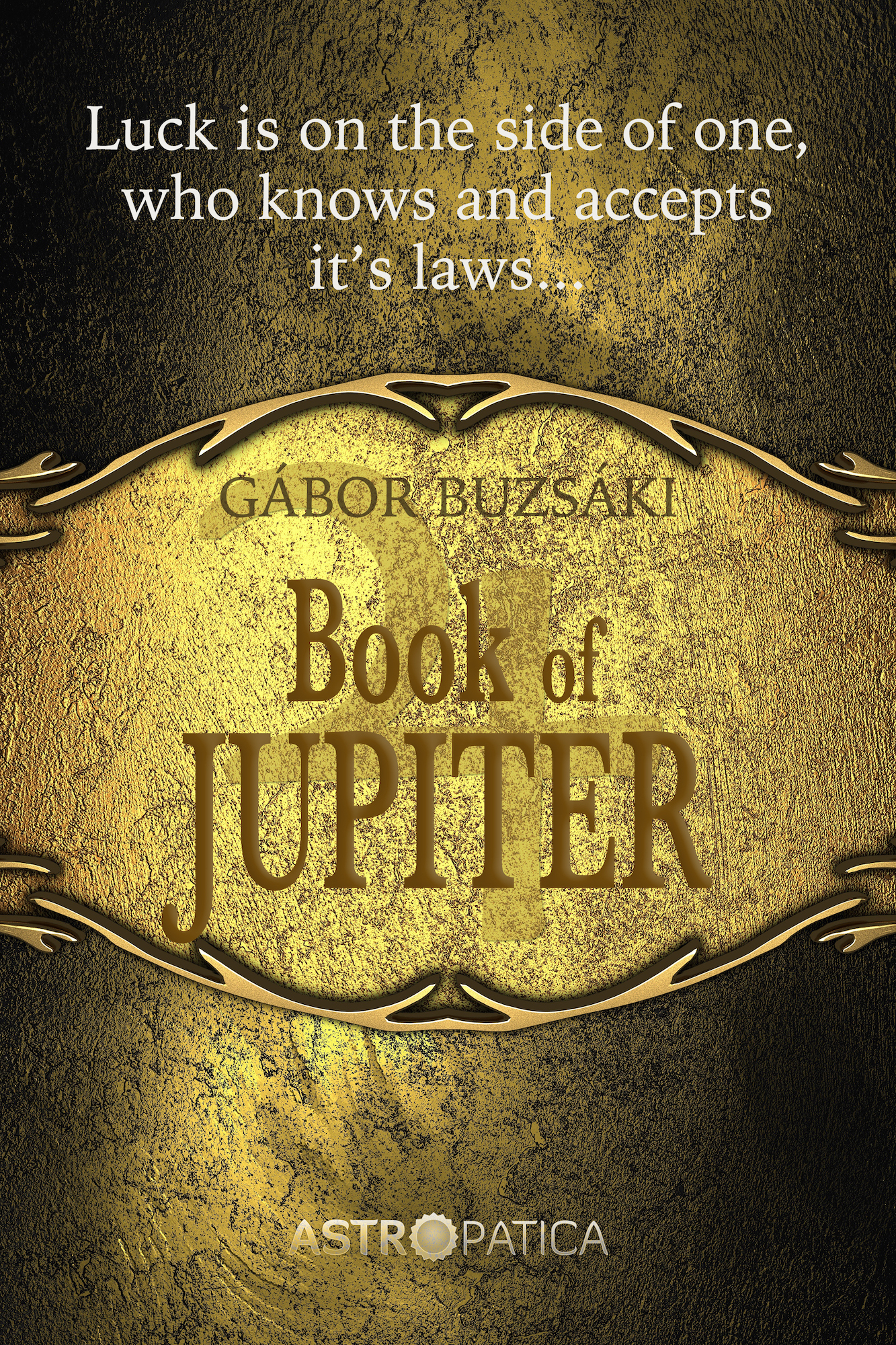 The Book of JUPITER cover